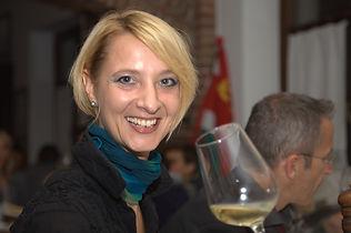 Maya Marsilio von Piemont Passion in einer lokalen Osteria im Piemont