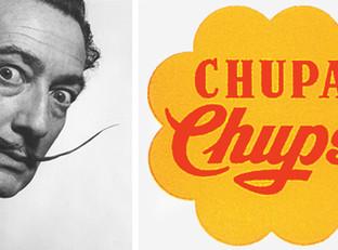 Salvador Dali és a nyalóka