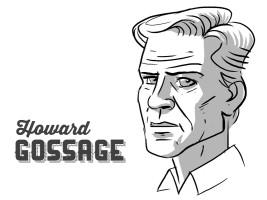 Howard Gossage, a felelősségteljes reklámszakember