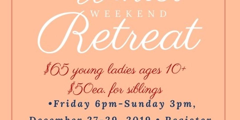 Winter Weekend Retreat