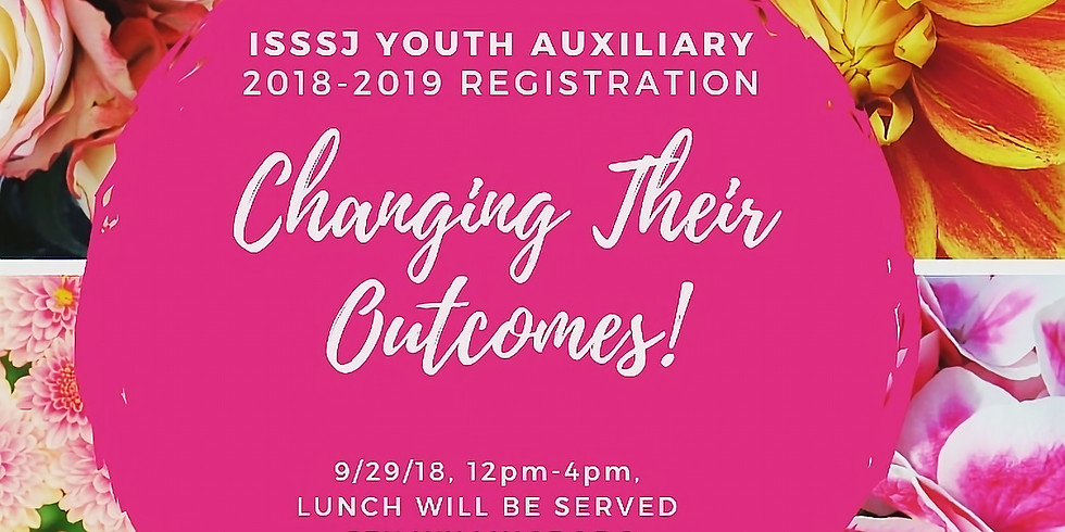 Youth Auxiliary Registration