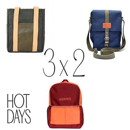 3x2 MATERAS HOT DAYS