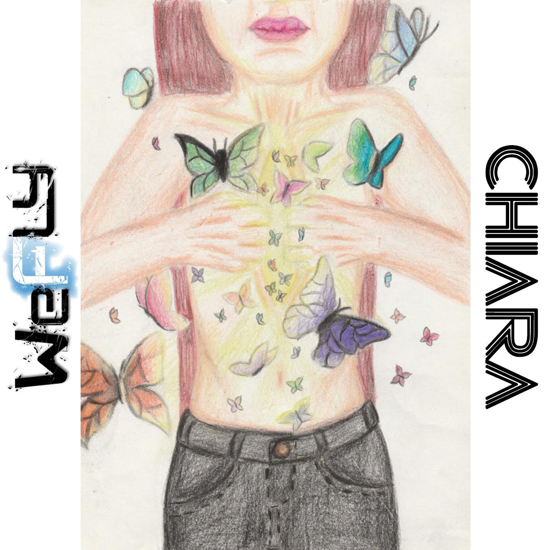 Chiara WeFly cover album