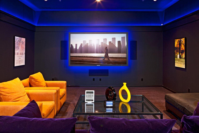 Home Theater Installation Dallas