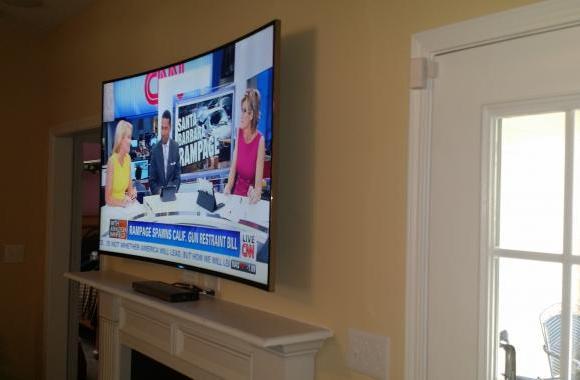 Hang Tv in Dallas-Plano-Allen