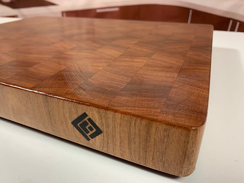 CET P013 - Brushbox End Grain Cutting Board