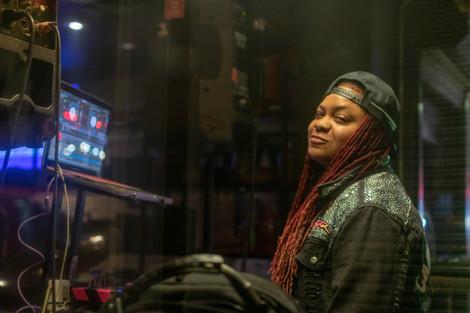 DJ Mim; Clicks by Courtney