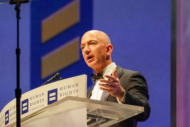 Jeff Bezos; Amazon; Clicks by Courtney