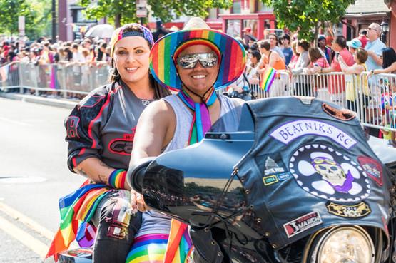 DC Capital Pride; Clicks by Courtney