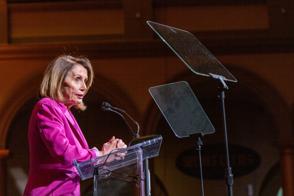 Nancy Pelosi; Speaker of the United States House of Representatives; Clicks by Courtney