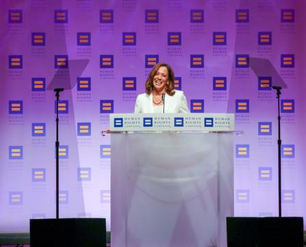 Kamala Harris; United States Senator; Clicks by Courtney