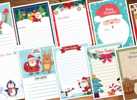 Listy do Świętego Mikołaja