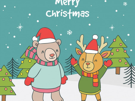 Christmas - bezpłatne materiały