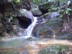 Cachoeira Praia Vermelha