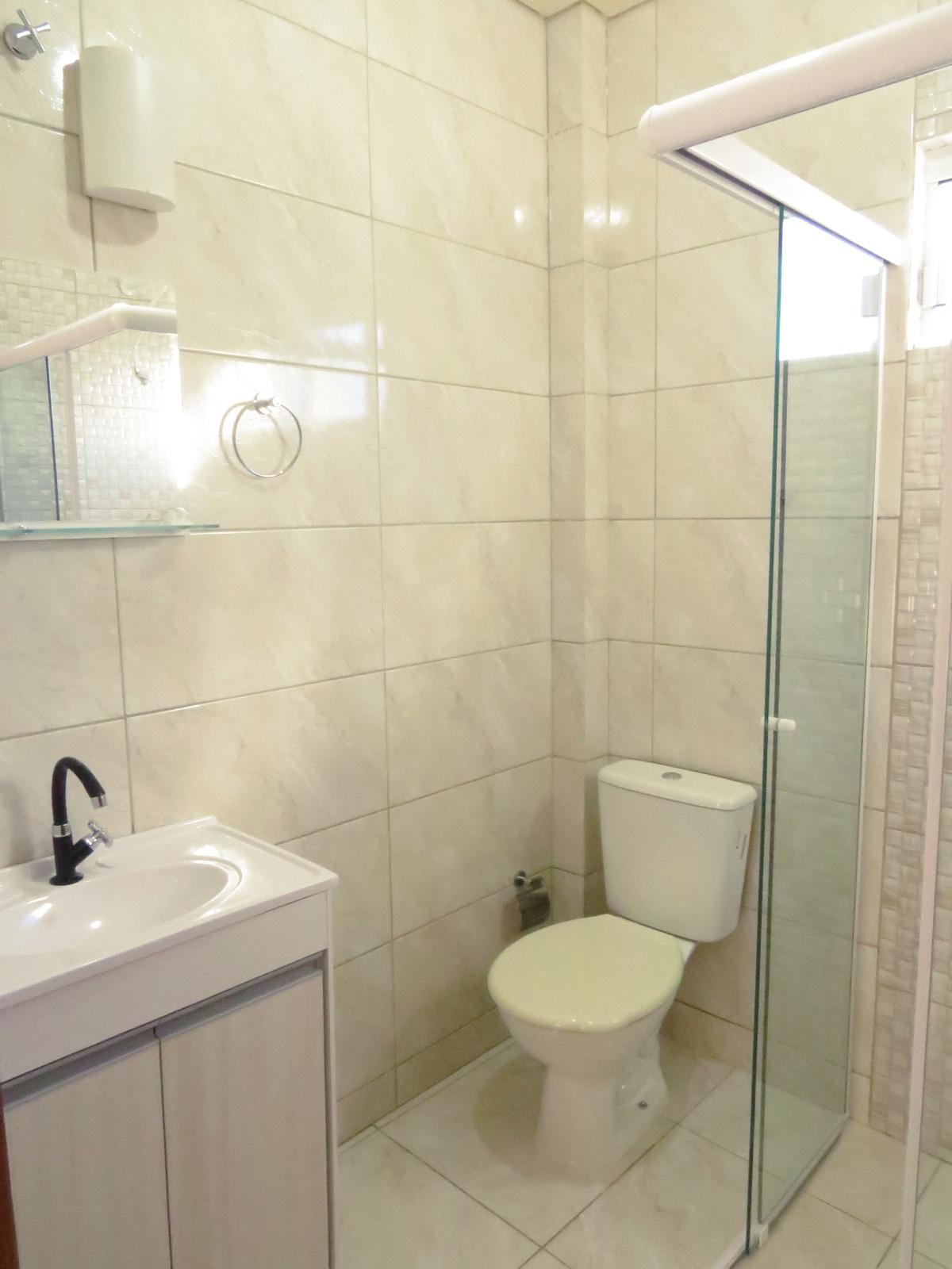Banheiros higienizados