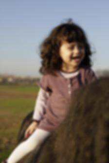 un sourire grâce au cheval écurie Sonjah équithérapie Montpellier