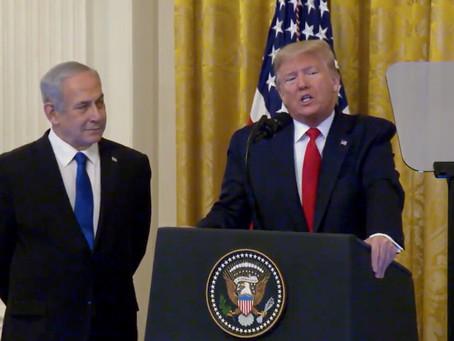 EEUU anuncia acuerdo de paz entre Israel y Emiratos Árabes Unidos