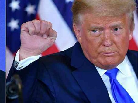 Podrá Trump seguir cuestionando el resultado de la elección? Posibles escenarios