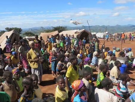 Organizaciones religiosas envían ayuda humanitaria a los afectados de la masacre en Mozambique