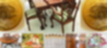 רהיטים ציורים מטבעות וכלי כסף