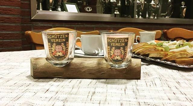 Kaffeköniginenschießen jedes Jahr ein Fe