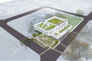 Wang Architects Selected for The Palace Children's Theatre