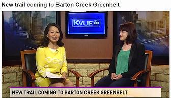 Save Barton Creek Association on KVUE
