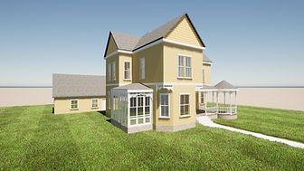 Texas Historical Landmark renovation gets approval from the City of Georgetown's HARC