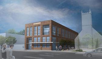 Watkins Building Starting Construction