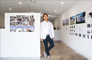 Wang Architects Featured in Georgetown Sun