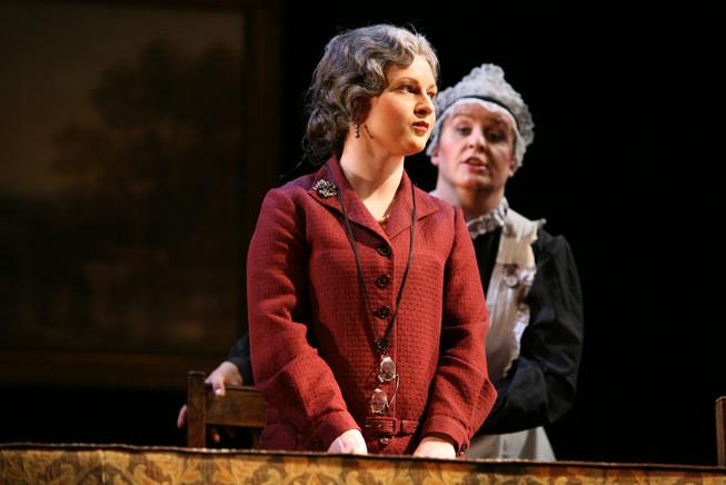 Lady Billows, Albert Herring (Royal Academy Opera School)