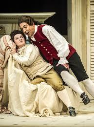 Cherubino, The Marriage of Figaro (Swansea City Opera)