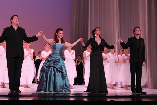Soprano Soloist, Le Messie (Opera nationale de Bordeaux)