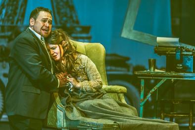 Mimì, La Bohème (Swansea City Opera)