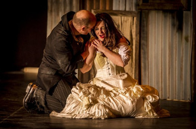Marguerite, Faust (Swansea City Opera)