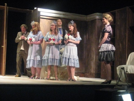 First Bridesmaid, The Marriage of Figaro (Opera East)