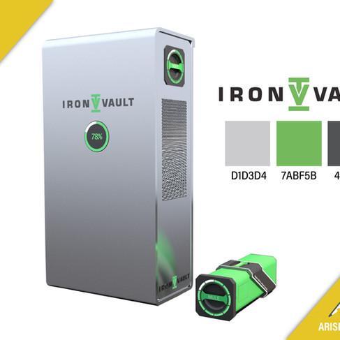 Iron Vault Design