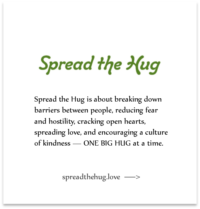 Mark.love - Spread the Hug