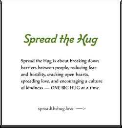 Mark.love - Spread the Hug