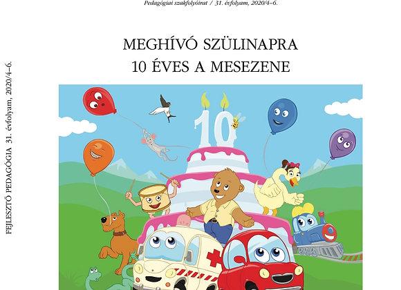Mesezene tematikus Fejlesztő Pedagógia lapszám