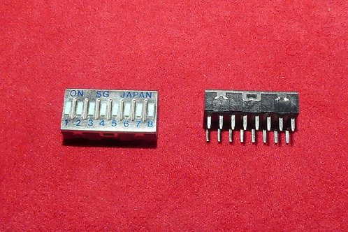 DIP Switch 8