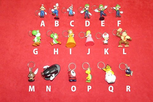 Porte-clés Mario & Co