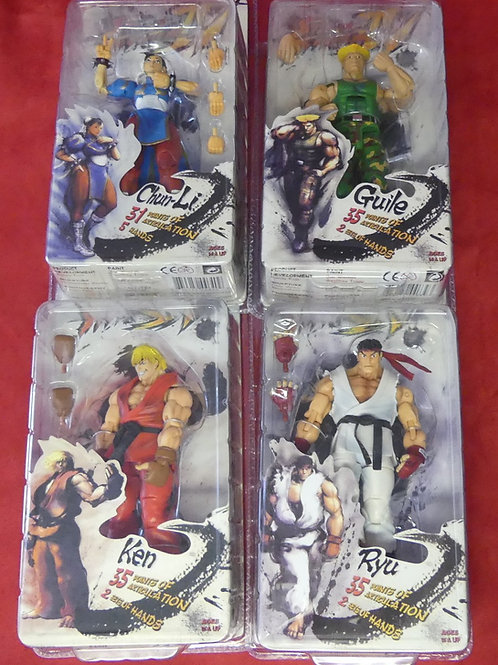 NECA Street Fighter IV