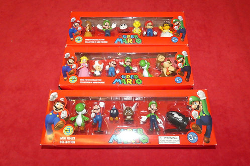 Coffret Mario & Co