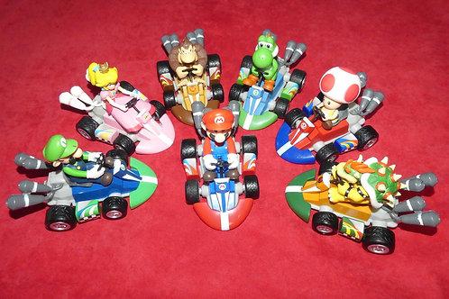 Kart à friction Mario & Co en loose