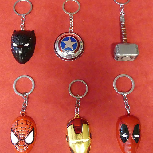 Porte-clés Métal Avengers