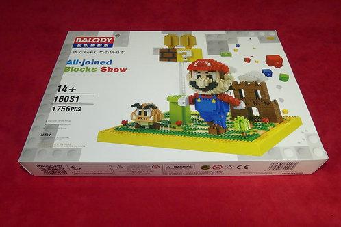 Pixel Blocks Mario City