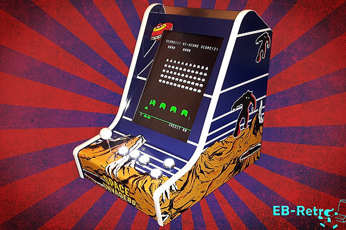 "Arcade ""RETRO"" Space Invaders, dispo de suite"