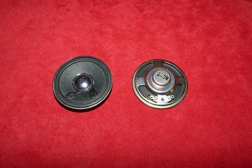 HP 2.5 pouces (57mm), 3W