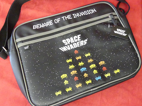 Sacoche Space Invaders